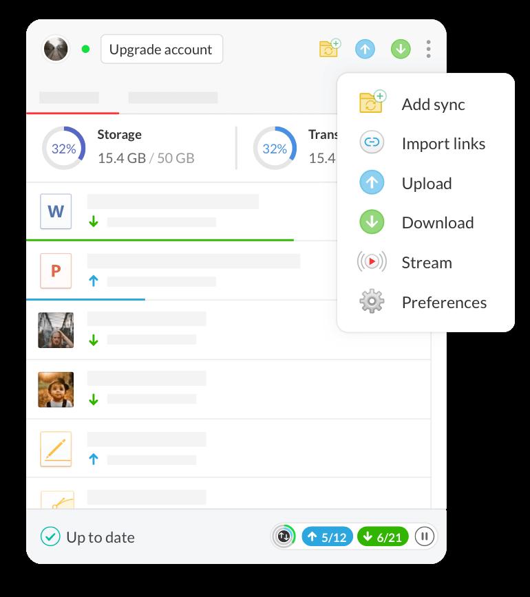 Mega Desktop App Mega